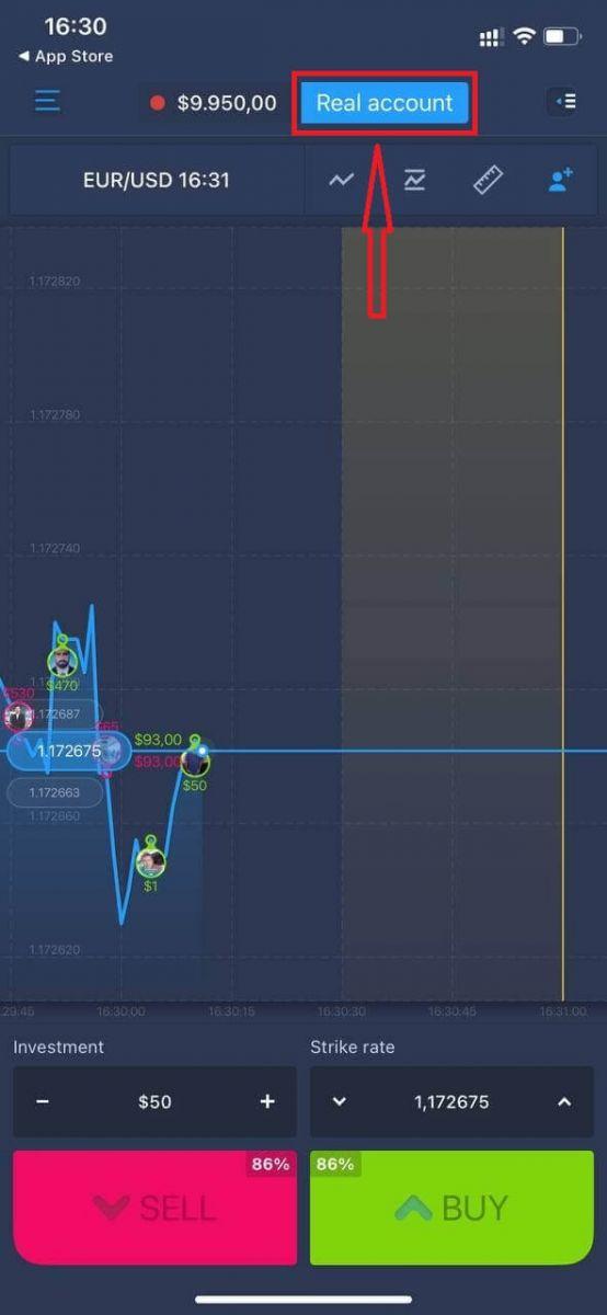 কিভাবে ExpertOption- এ একটি ডেমো অ্যাকাউন্ট দিয়ে নিবন্ধন করবেন এবং ট্রেডিং শুরু করবেন